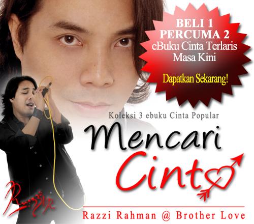 Promosi ebook Razzi Rahman