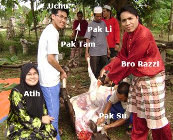 Korban Raya Razzi Rahman