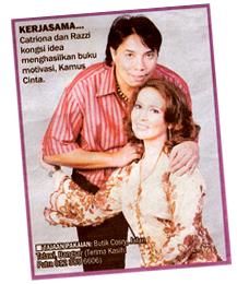 Razzi Rahman & Catriona Ross