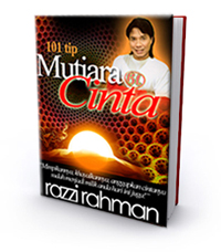 ebook 101 Mutiara Cinta oleh Razzi Rahman @ Brother Lov