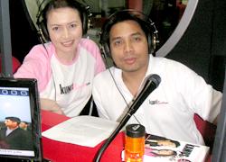 Razzi Rahman - Radio 24