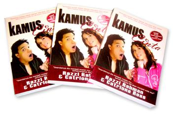 Kamus Cinta Razzi Rahman